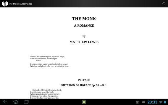 The Monk screenshot 2