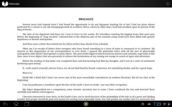 Pellucidar screenshot 3