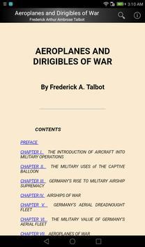 Aeroplanes and Dirigibles of War screenshot 4