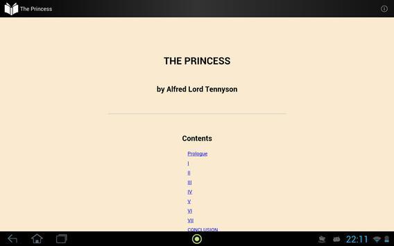 The Princess apk screenshot