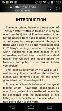 A Letter to a Hindu screenshot 1