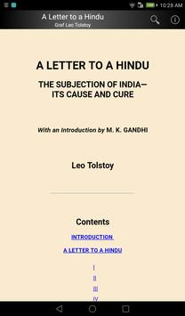 A Letter to a Hindu screenshot 4
