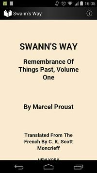 Swann's Way poster