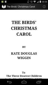 The Birds' Christmas Carol poster