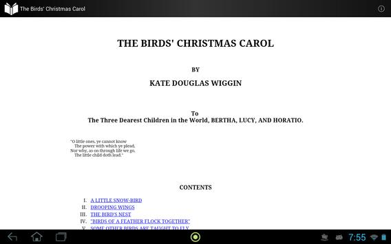 The Birds' Christmas Carol screenshot 2