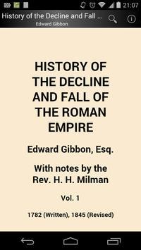 Decline of the Roman Empire 1 poster