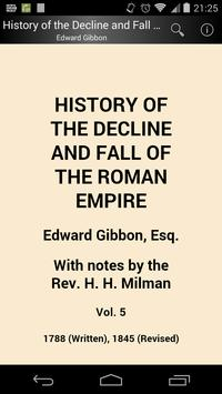 Decline of the Roman Empire 5 poster