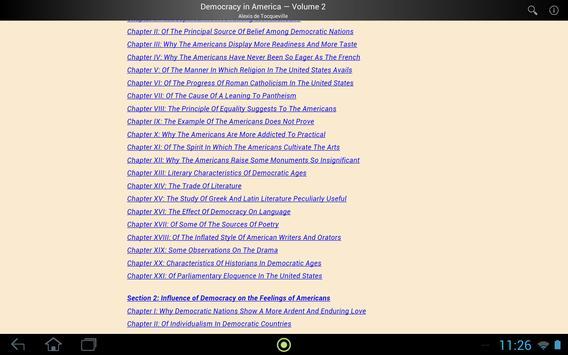Democracy in America Volume 2 screenshot 3