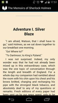 The Memoirs of Sherlock Holmes apk screenshot