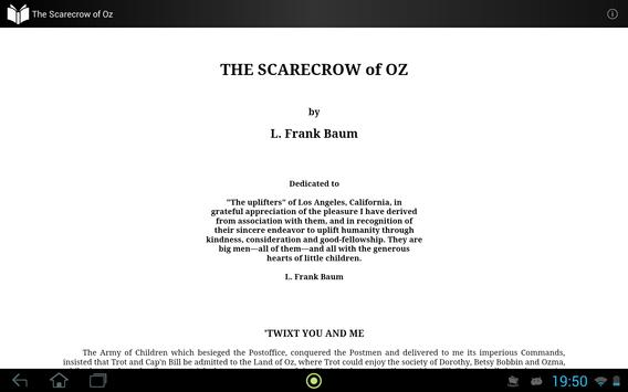 The Scarecrow of Oz screenshot 2