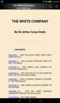 The White Company apk screenshot