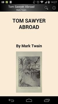 Tom Sawyer Abroad poster
