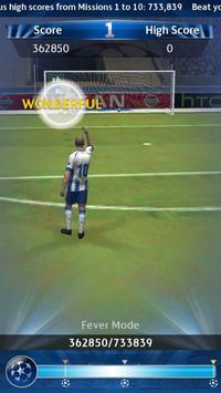 UEFA CL PES FLiCK apk screenshot