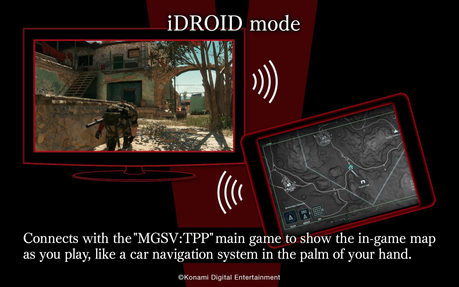 MGS V: THE PHANTOM PAIN for Android - APK Download
