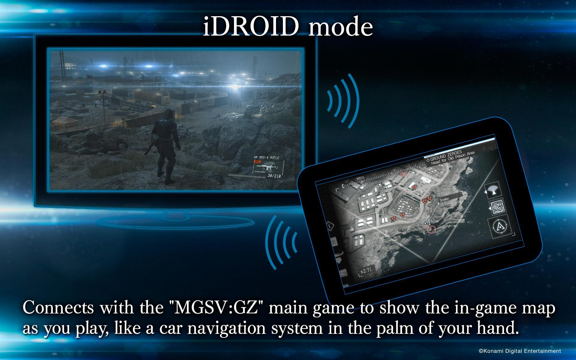 Metal Gear Solid V Gz For Android Apk Download