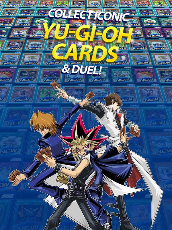 yugioh duel links apk baixar  grátis cartas jogo para