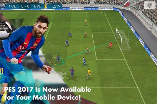 Download PES2017 android game