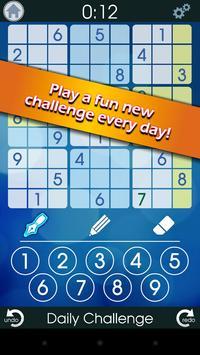 Sudoku: Daily Challenge poster