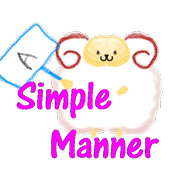 Simple Manner icon