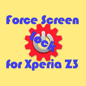 Force Lock Screen for Xperia Z icon