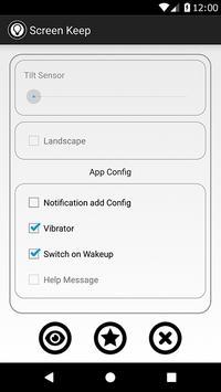 広告無し スクリーンキープ(Screen Keep)自動スリープと画面ロックをボタンで簡単切り替え 스크린샷 6