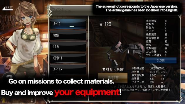 BattleField (Attack On Titan) screenshot 2