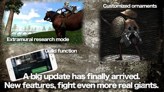 BattleField (Attack On Titan) screenshot 1