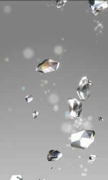 Crystal Live Wallpaper Free Poster