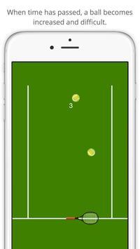 Pon Pon Frame Tennis apk screenshot