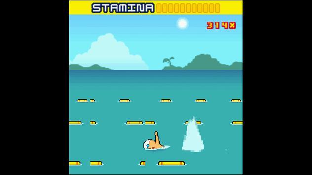 kuma360swimming poster