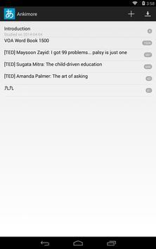 Ankimore Flashcard Lite screenshot 10
