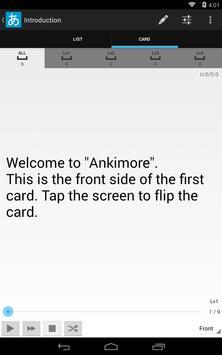 Ankimore Flashcard Lite screenshot 12