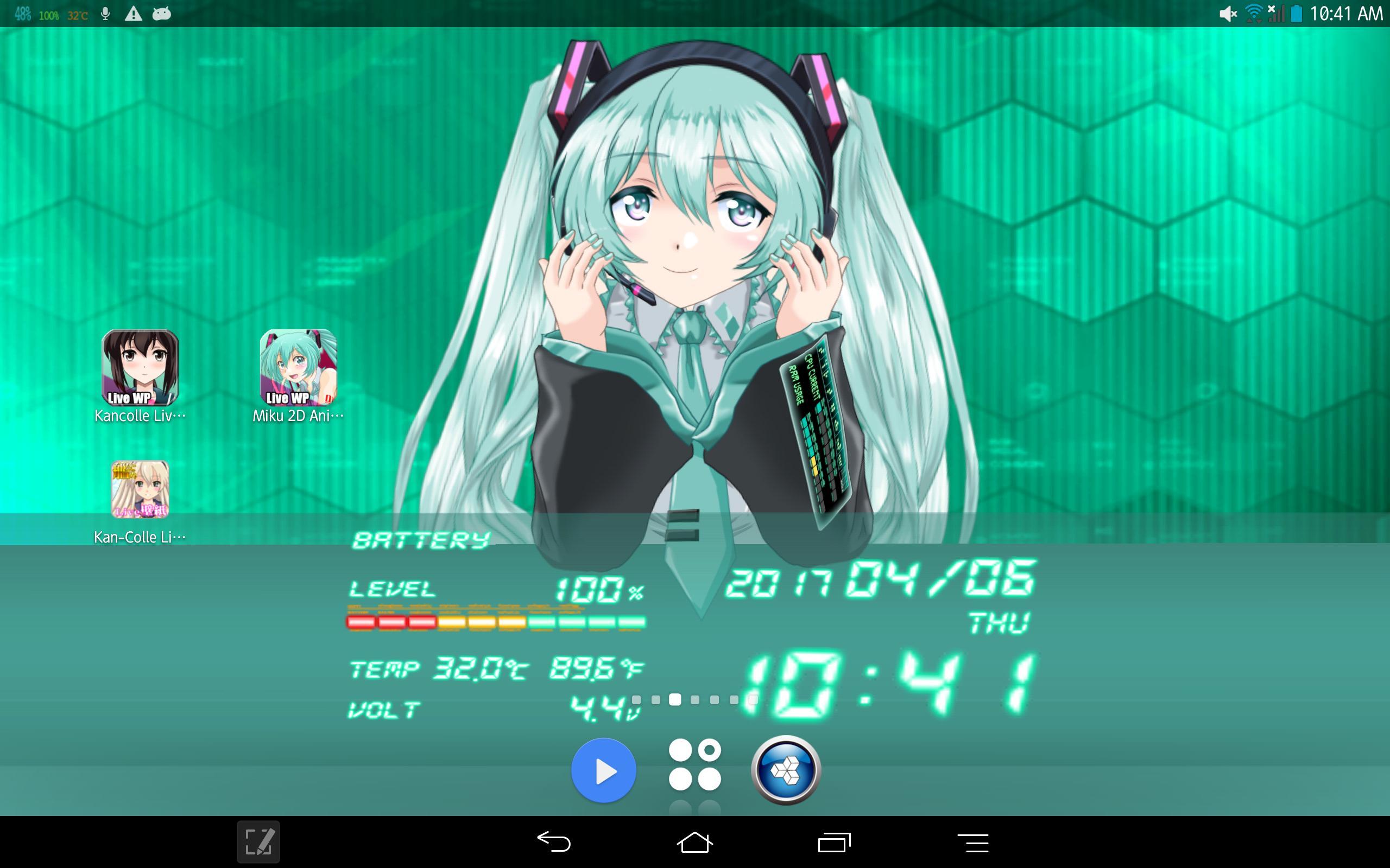 17+ Download Miku 2d Anime Live Wallpaper - Michi Wallpaper