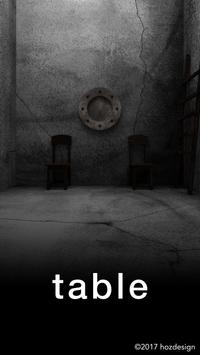 "Escape Game ""table"" screenshot 2"
