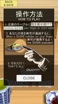 MUGEN SUSHI apk screenshot