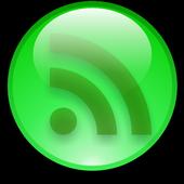 Trans Reader Light - RSS icon