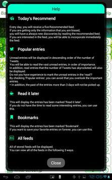 Trans Reader Light - RSS screenshot 3