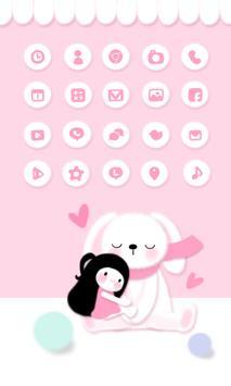 Bongja(doll) icon theme poster