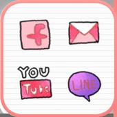 BiBi icon theme icon
