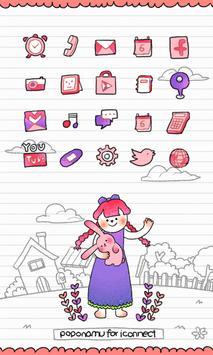 BiBi icon theme poster
