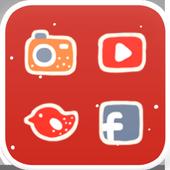 Dasom Christmas icon theme icon
