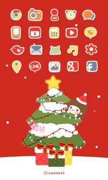 Dasom Christmas icon theme poster