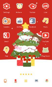 Dasom Christmas icon theme screenshot 1