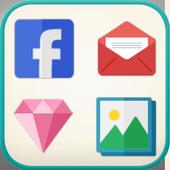 Paper icon theme icon