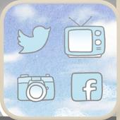 Paris free travel icon theme icon