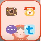 Matryoshka icon theme icon