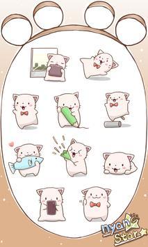 Nyan Star6 Emoticons-New poster
