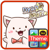 Nyan Star7 Emoticons(new) icon