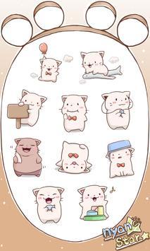 Nyan Star8 Emoticons-New poster