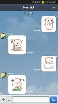 Nyan Star8 Emoticons-New apk screenshot